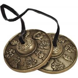Tibetan Rhythmic Tingsha Bell - SEHF