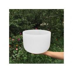 10'' Inch Powerful Crystal Singing Bowl - SEHF